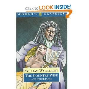 Classics) (9780192826183) William Wycherley, Peter Dixon Books