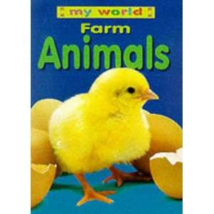 Baby Animals (My World) (9780749639648) Janet Allison Brown Books