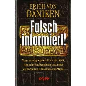 und Einer Verborgenen Bibli (9783938516560): Erich Von Daniken: Books