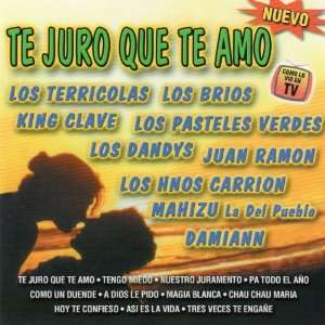 Juro Que Te Amo Various Artists Music