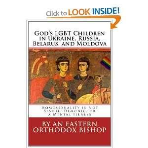 Gods LGBT Children in Ukraine, Russia, Belarus, and
