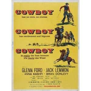 Glenn Ford)(Jack Lemmon)(Anna Kashfi)(Brian Donlevy)