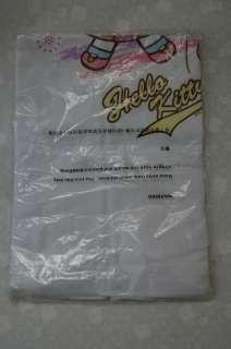Sanrio Hello Kitty Adult Free Size T Shirt White / Pink