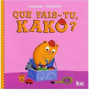 Kako ? (French Edition) (9782020975582) Fabienne Teyssèdre Books
