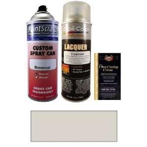 12.5 Oz. Altamira Silver Metallic Spray Can Paint Kit for