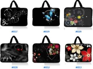 Netbook Laptop Bag Case Sleeve For Acer Aspire One HP Dell Mini