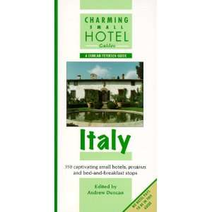 Hotel Guides Italy (7th ed) (9781556508677) Andrew Duncan Books