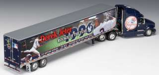 Derek Jeter   New York Yankees Die Cast Tractor/Trailer