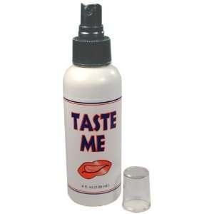Taste Me Flavored Edible Body Spray For Delicious Kisses