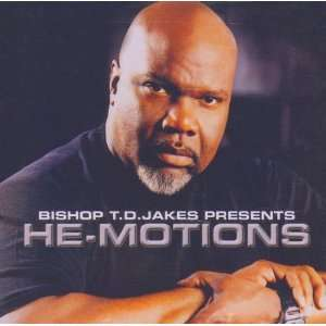Bishop T.D. Jakes Presents He Motions: Various Artists