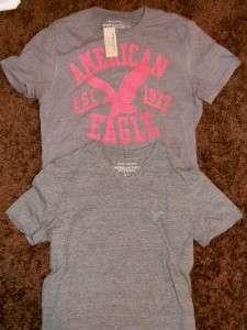 TEEN BOYS SHIRTS/CLOTHING AMERICAN EAGLE AEROPOSTALE LARGE LOT