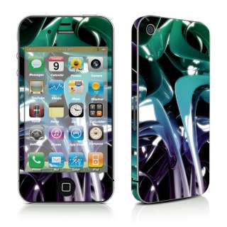 10 X Cover Skin Sticker Decal Vinyl Cover for iPhone 4