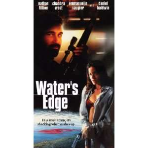 Waters Edge [VHS] Daniel Baldwin Movies & TV