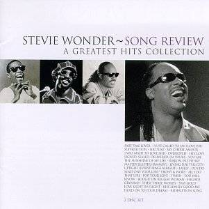 18. Stevie Wonder   Song Review A Greatest Hits Collection by
