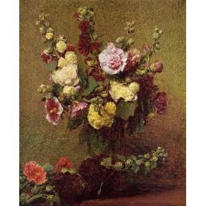 Théodore Fantin Latour   32 x 40 inches   Holly ho Home & Kitchen
