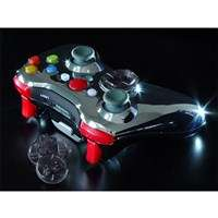 TRIGGER CHROME CONTROLLER RED LEDS, PROGRAMMABLE & AUTO AIM
