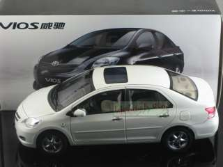 18 2008 New china Toyota Vios white color