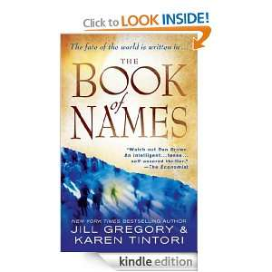 The Book of Names: A Novel: Jill Gregory, Karen Tintori: