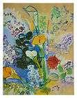 Vence by Raoul Dufy (1923)