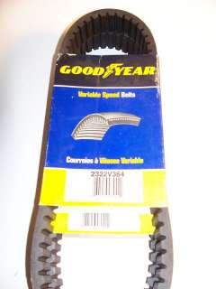 Goodyear 2322V364 VARIABLE SPEED BELT