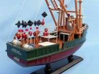 Andrea Gail 16 The Perfect Storm Model Fishing Boat
