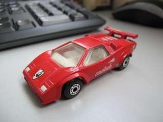 Lamborghini countach LP500S matchbox toy car china