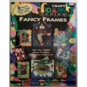 Fancy Frames Craft Book: Jenny Lee: Books