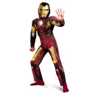 Lets Party By Disguise The Avengers Iron Man Mark VII Classic Muscle