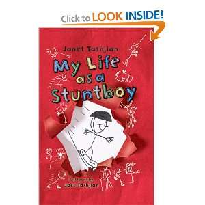 as a Stuntboy (9780805089042): Janet Tashjian, Jake Tashjian: Books