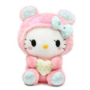 Sanrio Hello Kitty Panda Plush Doll   13 Pink Panda Toys & Games