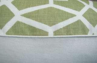 Peter Dunham Hollywood at Home Linen Fabric Custom Designer Pillow 1