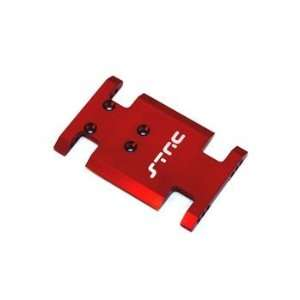 AXIAL AX10 Scorpion, Aluminum Center Chassis Plate Red