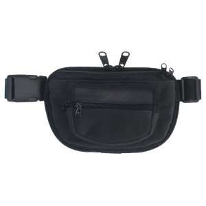 Concealed Carry Fanny Pack RUGGED ULTRA SOFT SUEDE LEATHER