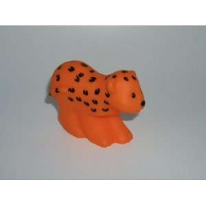 Little People Cat (Cheetah, Jaguar) 2007 Mattel Replacement Figure