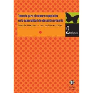 9788497003841): Sonia Buil Martínez, Juan José Romero Vilas: Books