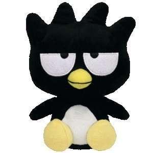 Ty Beanie Babies Hello Kitty Badtz Maru black plush toy