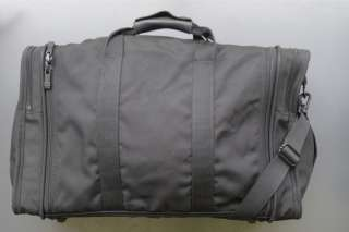 Leather Duffle Travel Gym Luggage Golf Briefcase Messenger Bag