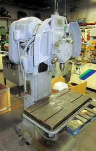 Burgmaster 6 Spindle Turret Drill Press 2 H.P. 3Ph 2 A