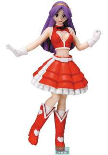 The King of Fighters SR Super Real Street Figure Athena Asamiya