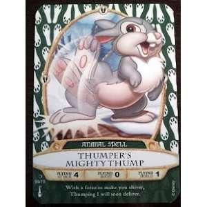 Sorcerers Mask of the Magic Kingdom Game, Walt Disney World   Card #59