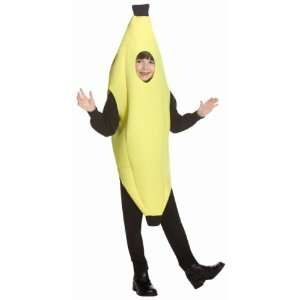 Banana Child Costume (Small) Toys & Games
