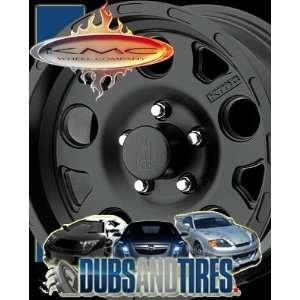 16 Inch 16x8 KMC XD SERIES wheels ENDURO Matte Black