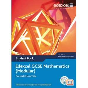 Edexcel GCSE Maths Modular Foundation Student Book and