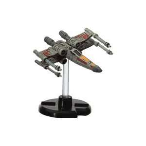 Star Wars Miniatures Luke Skywalkers X wing # 20