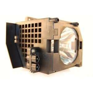 Hitachi 60VX915 rear projector TV lamp with housing   high