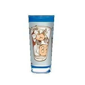 Milk Glass, Milch, Cow in a Glass, Designer Color Enamel Milk