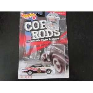 57 Chevy Columbus, Ohio Police Car Hot Wheels 1999 Cop