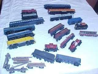 VTG HO TRAIN LOT  PA READING STRASBURG NH LOCOMOTIVE ENGINE B&O