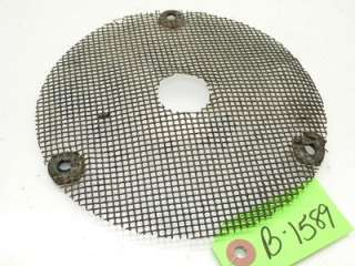 Bolens 1250 Tractor Wisconsin S12D 12hp Engine Flywheel Screen