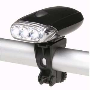 BikePro LED Bicycle Bike Quick Removal Headlight and Flashlight w